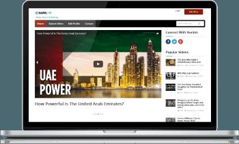 Nunti.com Site