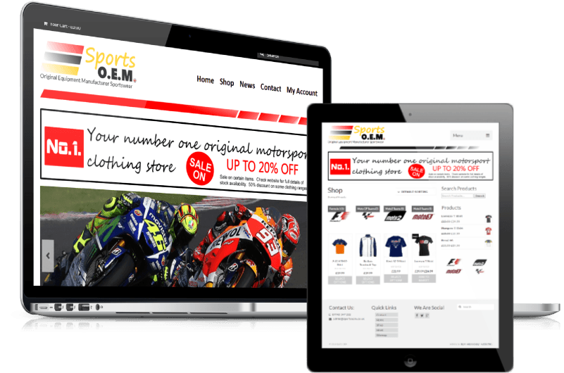 eCommrce Sites by Bigint Web Design Yorkshire
